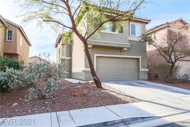 3749 Gallowtree Avenue, North Las Vegas, NV 89081 (MLS #2344781) :: The Perna Group