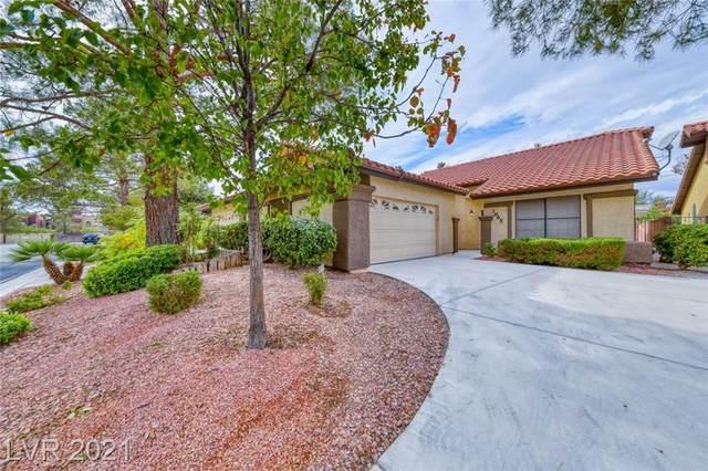 3965 Saddlewood Court, Las Vegas, NV 89121 (MLS #2344812) :: DT Real Estate