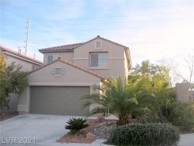 9257 Harbor Stream Avenue, Las Vegas, NV 89149 (MLS #2344831) :: The Perna Group