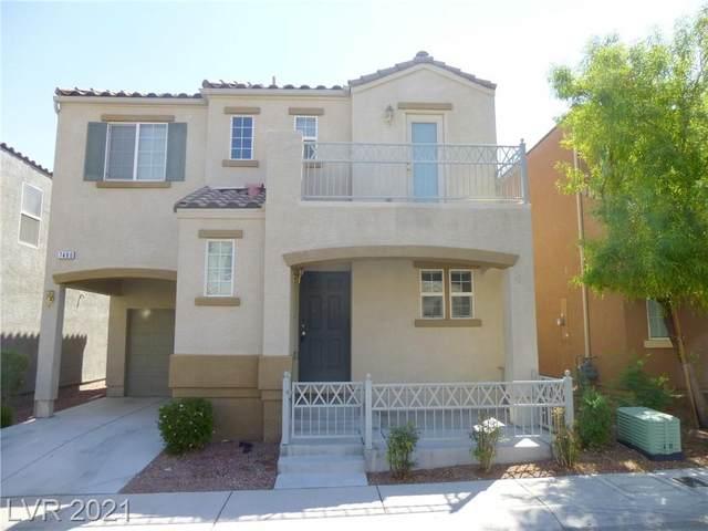 7480 Ademar Street, Las Vegas, NV 89148 (MLS #2344857) :: Hebert Group | eXp Realty