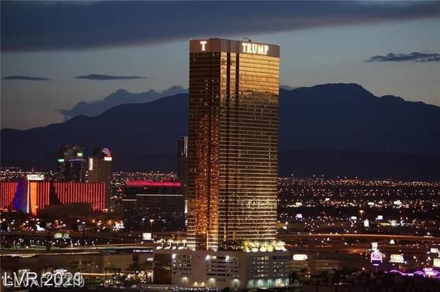 2000 Fashion Show Drive #4402, Las Vegas, NV 89109 (MLS #2344916) :: 775 REALTY