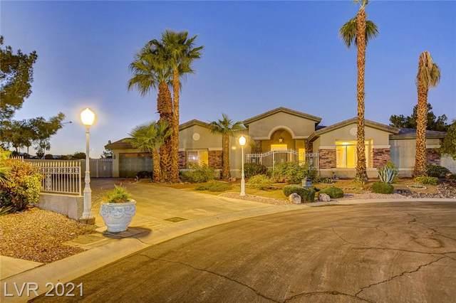 1611 Pine Street, Las Vegas, NV 89102 (MLS #2344972) :: Vestuto Realty Group