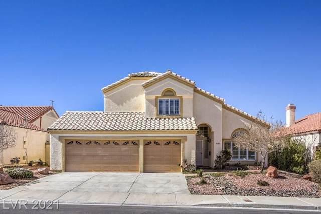 8197 Creek Water Lane, Las Vegas, NV 89123 (MLS #2344996) :: ERA Brokers Consolidated / Sherman Group