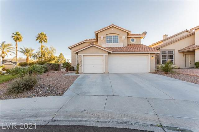 9221 Valador Avenue, Las Vegas, NV 89129 (MLS #2345061) :: ERA Brokers Consolidated / Sherman Group