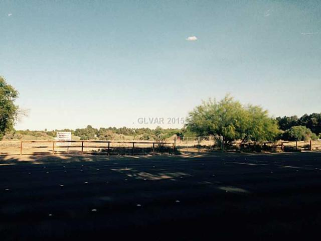0 Pecos And Maule, Henderson, NV 89120 (MLS #1525772) :: The Lindstrom Group