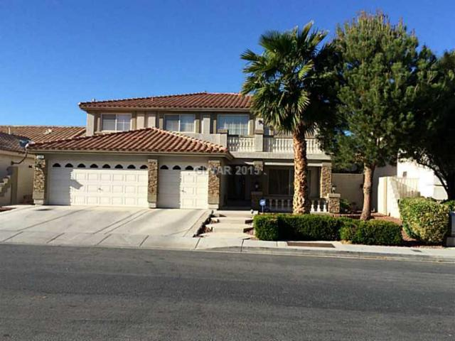 534 Campus Oaks Court, Las Vegas, NV 89183 (MLS #1528367) :: Custom Fit Real Estate Group