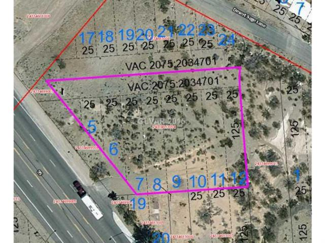0 U. S. Highway 95, Searchlight, NV 89046 (MLS #1529289) :: Performance Realty