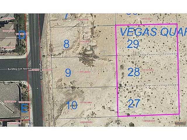0 0 Englestad &Cheyenne, North Las Vegas, NV 89032 (MLS #1536129) :: ERA Brokers Consolidated / Sherman Group