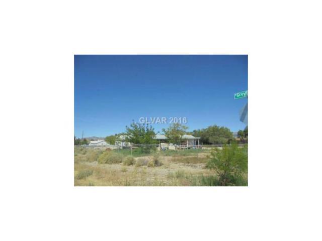 1270 N Landmark, Pahrump, NV 89060 (MLS #1633366) :: Trish Nash Team