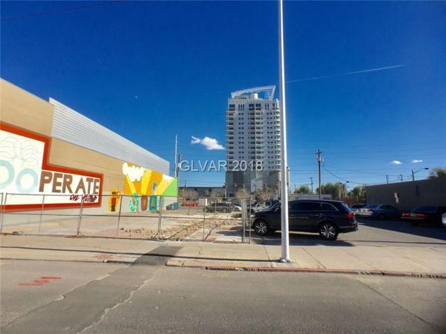 821 S Main, Las Vegas, NV 89101 (MLS #1833233) :: Trish Nash Team