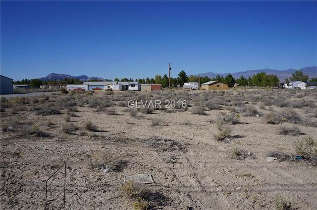 1380 W Charleston Park Avenue, Pahrump, NV 89048 (MLS #1835126) :: Hebert Group | Realty One Group