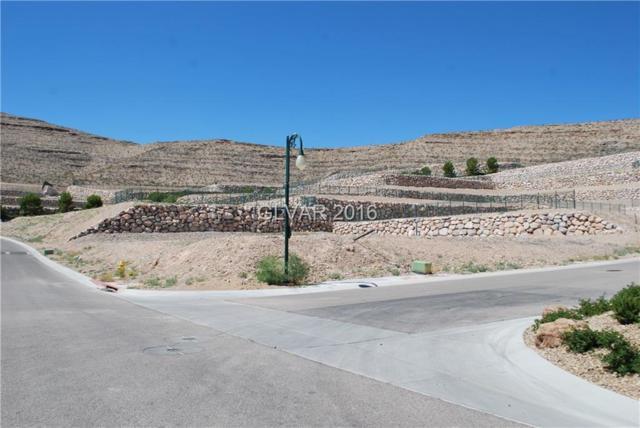73 Olympia Canyon, Las Vegas, NV 89141 (MLS #1837965) :: Trish Nash Team