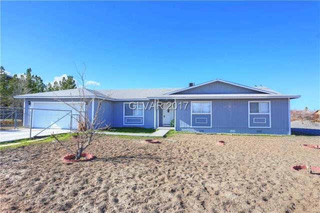 5330 S Corrine, Pahrump, NV 89041 (MLS #1858517) :: The Snyder Group at Keller Williams Realty Las Vegas