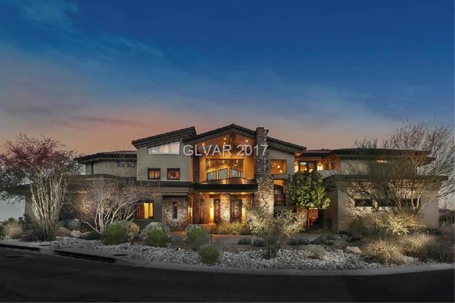 64 Promontory Ridge, Las Vegas, NV 89135 (MLS #1869015) :: Vestuto Realty Group