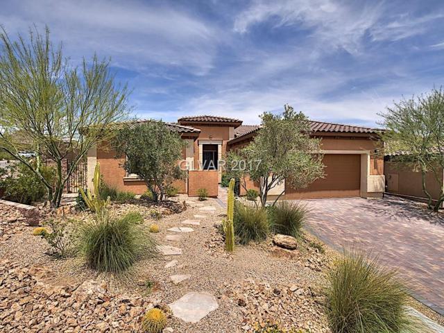 82 Portezza, Henderson, NV 89011 (MLS #1900484) :: Signature Real Estate Group