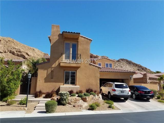 14 Villa Marsala, Henderson, NV 89011 (MLS #1901262) :: Signature Real Estate Group