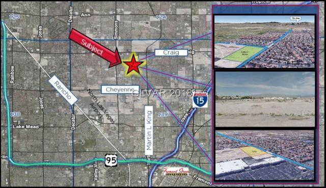 Clayton & Coralie, North Las Vegas, NV 89032 (MLS #1902220) :: Vestuto Realty Group