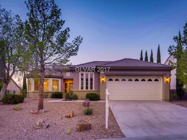 2474 Hardin Ridge, Henderson, NV 89052 (MLS #1907559) :: The Snyder Group at Keller Williams Realty Las Vegas