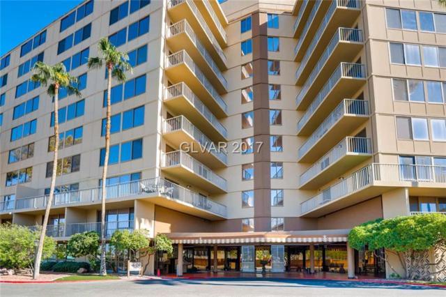 205 Harmon #912, Las Vegas, NV 89169 (MLS #1914396) :: The Snyder Group at Keller Williams Realty Las Vegas