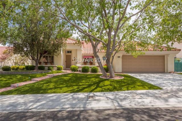 9609 Eagle Valley, Las Vegas, NV 89134 (MLS #1915941) :: Signature Real Estate Group