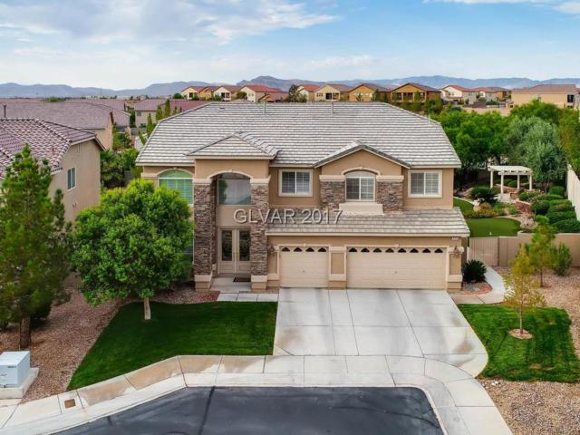 155 Samoset, Las Vegas, NV 89148 (MLS #1923013) :: Realty ONE Group