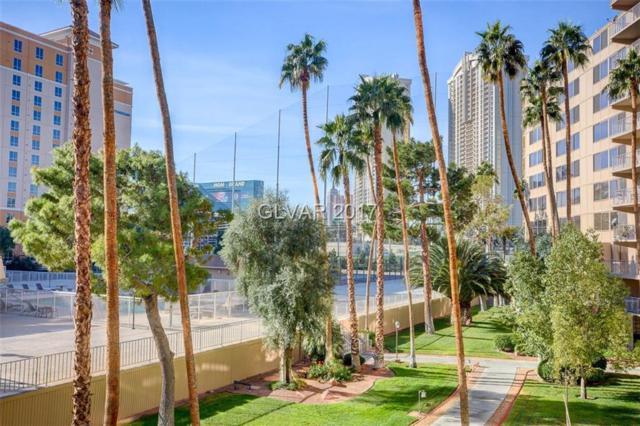 205 Harmon #309, Las Vegas, NV 89169 (MLS #1923907) :: The Snyder Group at Keller Williams Realty Las Vegas