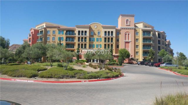 30 Strada Di Villaggio #319, Henderson, NV 89011 (MLS #1925085) :: The Snyder Group at Keller Williams Realty Las Vegas