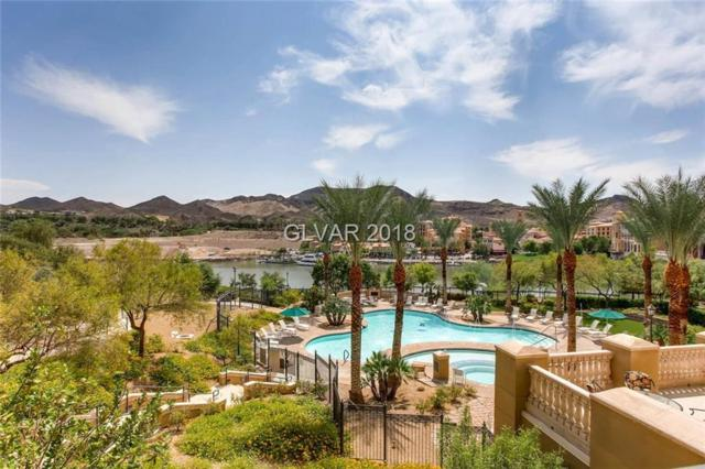 29 Montelago #221, Henderson, NV 89011 (MLS #1929194) :: Keller Williams Southern Nevada