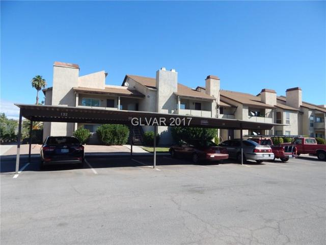 2961 Country Manor #131, Las Vegas, NV 89115 (MLS #1932133) :: Catherine Hyde at Simply Vegas