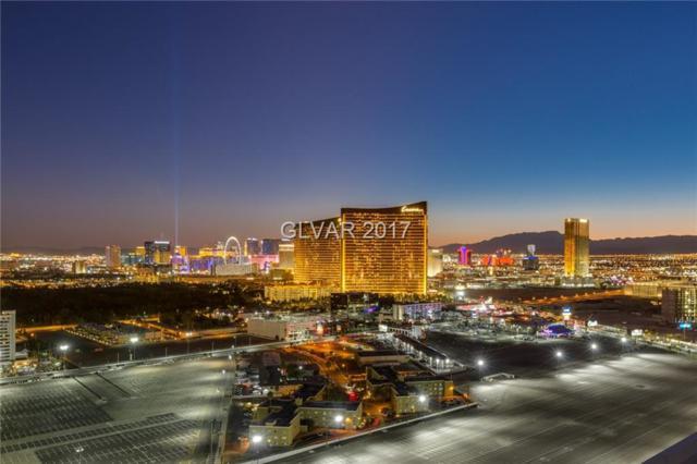 2877 Paradise #3001, Las Vegas, NV 89109 (MLS #1935230) :: Trish Nash Team