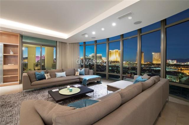 1 Hughes Center #801, Las Vegas, NV 89169 (MLS #1939542) :: Signature Real Estate Group