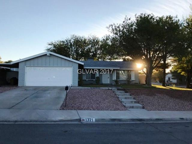 1321 Ramona, Boulder City, NV 89005 (MLS #1939840) :: Signature Real Estate Group