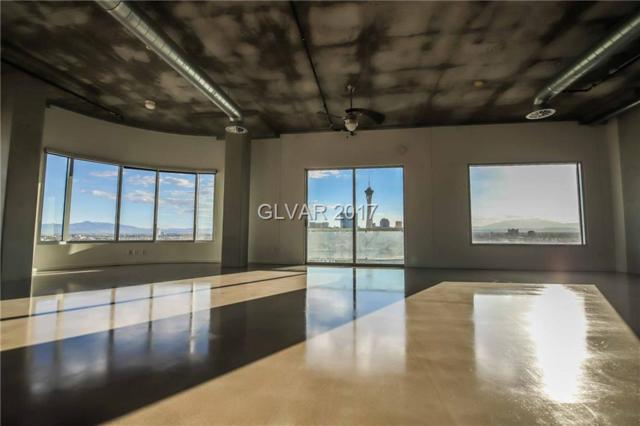 900 Las Vegas #912, Las Vegas, NV 89101 (MLS #1944137) :: Signature Real Estate Group