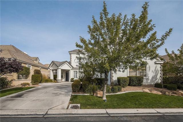 9704 Gavin Stone, Las Vegas, NV 89145 (MLS #1946804) :: Realty ONE Group