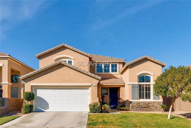 1416 Minuet, Henderson, NV 89052 (MLS #1946912) :: Signature Real Estate Group