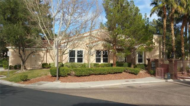 1916 Summer Point #103, Las Vegas, NV 89134 (MLS #1947504) :: Trish Nash Team