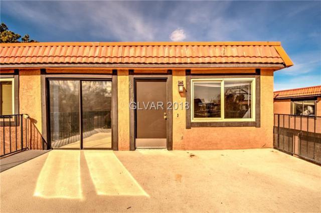 6611 Silverstream D, Las Vegas, NV 89107 (MLS #1947984) :: Keller Williams Southern Nevada