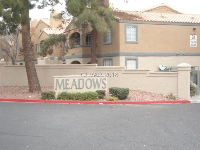 230 Mission Catalina #107, Las Vegas, NV 89107 (MLS #1948275) :: Signature Real Estate Group