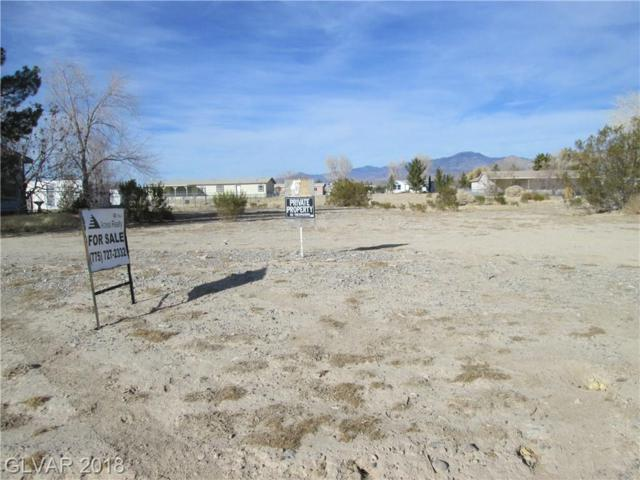 5541 E Saddletree, Pahrump, NV 89061 (MLS #1949321) :: The Lindstrom Group