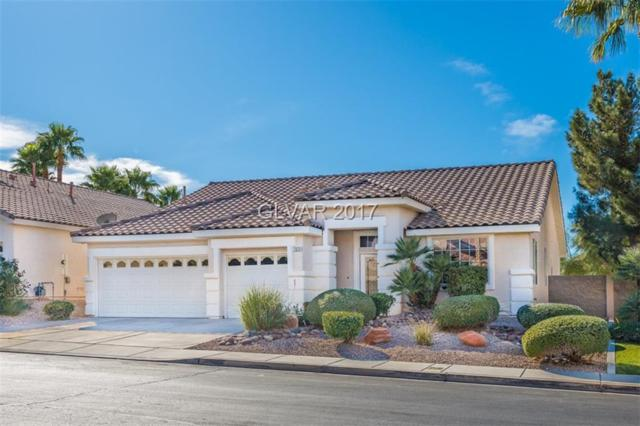 1323 Dream Valley, Henderson, NV 89052 (MLS #1949376) :: Signature Real Estate Group