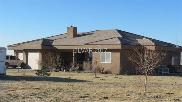 1 Reynolds Farm, Ely, NV 34425 (MLS #1949428) :: The Snyder Group at Keller Williams Realty Las Vegas