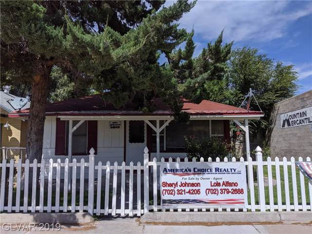 180 Front St, Caliente, NV 89008 (MLS #1950661) :: Performance Realty