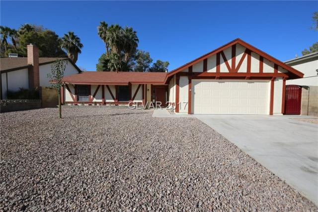 2407 Marlene, Henderson, NV 89014 (MLS #1952951) :: Signature Real Estate Group