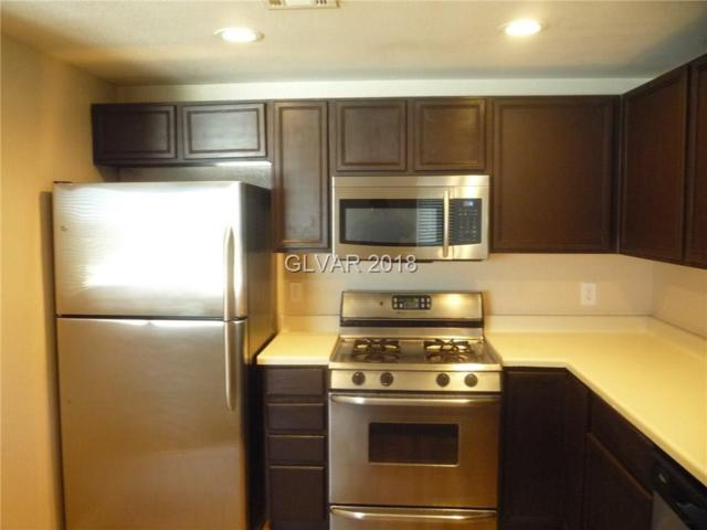 9580 Reno #278, Las Vegas, NV 89148 (MLS #1954317) :: Signature Real Estate Group