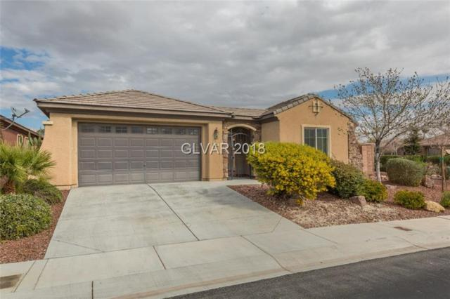 8610 Muirfield Village, Las Vegas, NV 89131 (MLS #1956245) :: Realty ONE Group