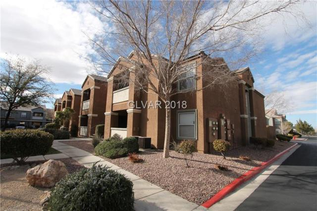 555 E Silverado Ranch #2152, Las Vegas, NV 89183 (MLS #1961529) :: The Snyder Group at Keller Williams Realty Las Vegas