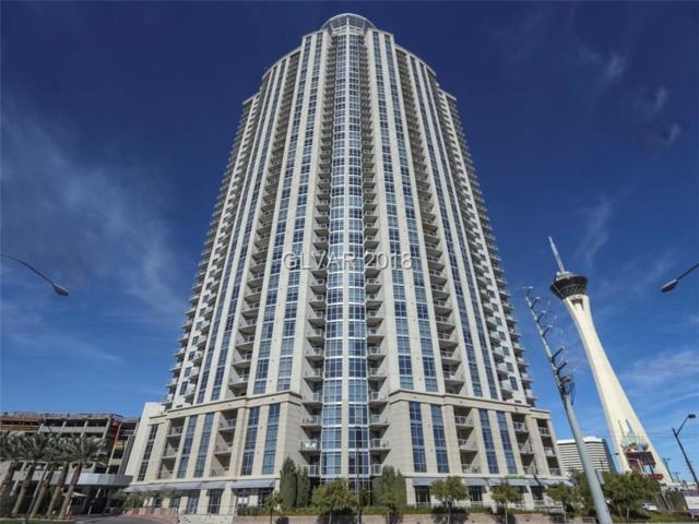 200 W Sahara #3802, Las Vegas, NV 89102 (MLS #1961682) :: Signature Real Estate Group