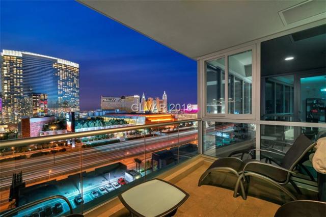 4525 Dean Martin #1407, Las Vegas, NV 89103 (MLS #1962586) :: Signature Real Estate Group