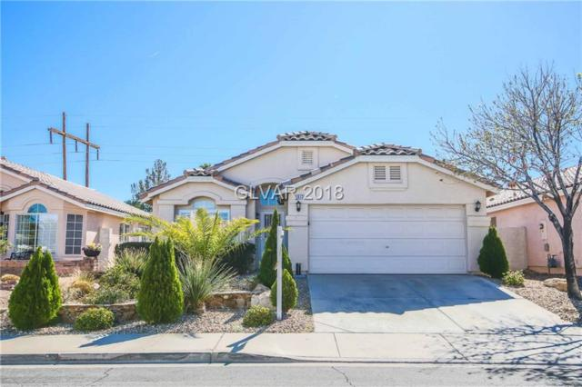 1973 Antelope Hill, Henderson, NV 89012 (MLS #1963841) :: Realty ONE Group
