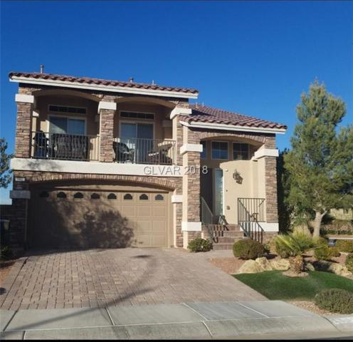 5942 Belvedere Canyon, Las Vegas, NV 89139 (MLS #1964124) :: Realty ONE Group